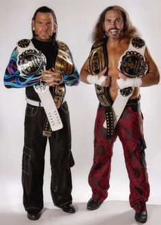 The Hardys[2017] ROH Champs Superkick Party Champs TNA Champs OMEGA Champs South America Champs Mid-Atlantic Champs Mexican Champs National Champs