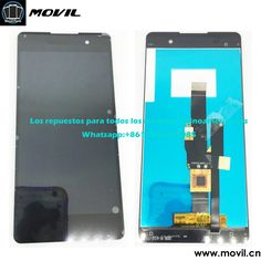 lcd digitizer assembly touch screen for Sony xperia E5