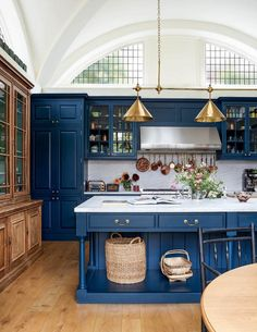 Luxury Ralph Lauren Kitchen Design