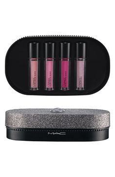 Gorgeous lip gloss set by M·A·C