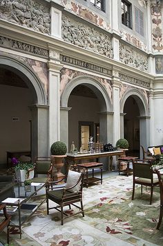 Four Seasons Hotel - Florence, Italy