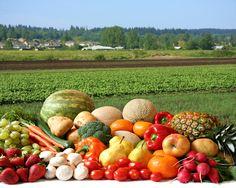 Alimento orgánico= natural  #Eco #Fundamenta  http://www.fundamenta.cl/vive/alimentos-organicos/