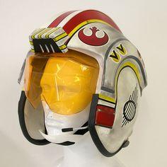 ☀️NEW Lego Hood Red Royal Gaurd SW Starwars Helm Helmet Face Mask