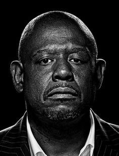 Forest Whitaker - - Kurt & Co.: People of the Era - Celebridades Hollywood Icons, Hollywood Actor, Hollywood Stars, Famous Portraits, Celebrity Portraits, Forest Whitaker, Photo Star, Black Actors, Iconic Movies