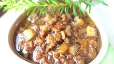 古早味家傳肉燥 萬用肉燥 魯肉飯 滷肉飯 肉燥醬 Braised pork rice