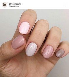 nail designs for summer nail designs for short nails easy holiday nail stickers nail art stickers walmart nail art stickers online Gel Nails At Home, My Nails, Work Nails, Short Nail Designs, Nail Art Designs, Cute Simple Nail Designs, Round Nail Designs, Accent Nail Designs, Gel Nail Polish Designs