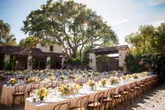 Danielle and Rick, an Elegant Holman Ranch Wedding : designed by Coastside Couture, photo by Scott Campbell