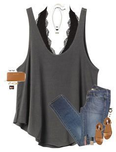 """""""•Being alone is better than being with the wrong person•"""" by maggie-prep ❤️ liked on Polyvore featuring Charlotte Russe, RVCA, MANGO, Steve Madden, Kendra Scott, MICHAEL Michael Kors, Kate Spade, Huda Beauty, NARS Cosmetics and MAC Cosmetics"""