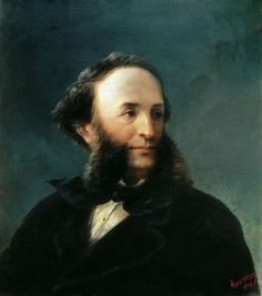 Ivan Konstantinovich Aivazovsky (29 July 1817 – 2 May 1900) was a Russian Romantic painter. He is considered one of the greatest marine artists in history. Following his education at the Imperial Academy of Arts, Aivazovsky traveled to Europe and lived briefly in Italy in the early 1840s. He held numerous solo exhibitions in Europe and the United States. During his almost 60-year career, he created around 6,000 paintings, making him one of the most prolific artists of his time.