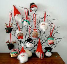 Amigurumi di Natale