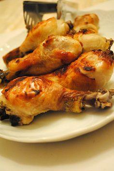 Pollo al latticello di Nigella