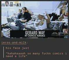 Oh, Gerard!