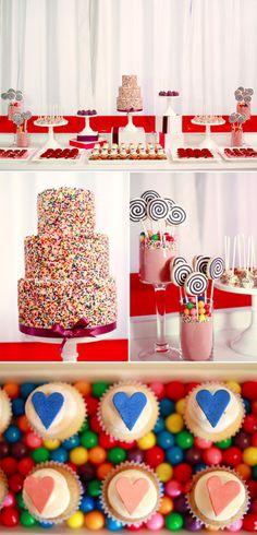 Sprinkles Theme: Party food idea