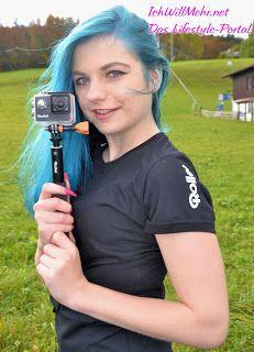 IchWillMehr.net - Das Lifestyle-Portal.: Vorstellung & Test: Die Rollei Actioncam 425.