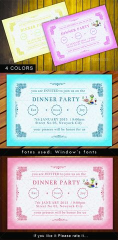 For invited guess only. Dinner Party Invitations, Birthday Invitation Templates, Invitation Cards, Invites, Beauty Salon Names, Financial Planner, Certificate Templates, You Are Invited, I Party