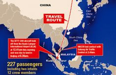 Conservative Musings: Could This Really Be The Reason For Malaysian Airl...