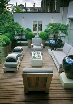 I would love this for my roof terrace