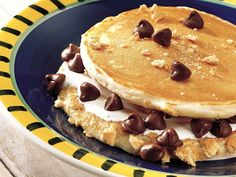 Pancake S'mores by Betty Crocker Recipes, via Flickr