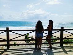 Praia de areia preta, Natal, RN.