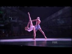Katee and Will - Imagine - choreographed by Desmond Richardson and Dwight Rhoden