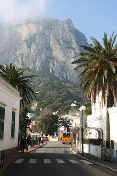 Capri, province of Naples , Campania region, Italy