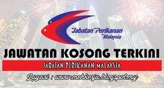 Jawatan Kosong di Jabatan Perikanan Malaysia - 1 Sept 2016   Permohonan adalah dipelawa kepada Warganegara Malaysia yang berkelayakan dan berumur tidak kurang dari 18 tahun pada tarikh tutup iklan untuk mengisi kekosongan jawatan berikut di Jabatan Perikanan Malaysia.  Jawatan Kosong Terkini 2016diJabatan Perikanan Malaysia  Jawatan:  1. PEKERJA SAMBILAN HARIAN F41  a) Taraf Lantikan : Ijazah b) Kadar Upah : RM100 satu (1) hari c) Taraf Jawatan : Pekerja Sambilan Harian d) Penempatan…