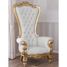 Royal Furniture, Unique Furniture, Luxury Furniture, Furniture Decor, Furniture Design, Garden Furniture, Sofa Set Designs, Sofa Design, Luxury Chairs