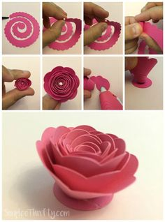 rose box quillingYou can find Shadow box and more on our website. Rolled Paper Flowers, Paper Flowers Diy, Paper Roses, Diy Paper, Fabric Flowers, Paper Crafts, Flower Shadow Box, Diy Shadow Box, Shadow Box Frames