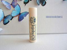 Hodnotenia kozmetiky: Crabtree & Evelyn - Jojoba Oil - balzam na pery