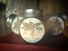All Heal Salve by RedSisterWychery on Etsy