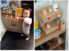 DIY Educational Toys Using Cardboard Boxes