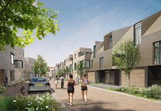 Three more architects appointed to £1bn NW Cambridge project | News | Building Design