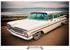 1959 Chevy Parkwood Station Wagon...