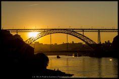 Ponte D. Luis / Puente D. Luis / D. Luis Bridge [2014 - Gaia - Portugal] #fotografia #fotografias #photography #foto #fotos #photo #photos #local #locais #locals #cidade #cidades #ciudad #ciudades #city #cities #europa #europe #turismo #tourism #rio #rios #river #rivers #douro #duero @Visit Portugal @ePortugal @WeBook Porto @OPORTO COOL @Oporto Lobers