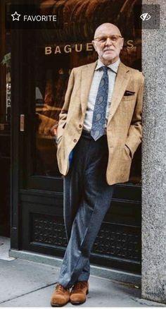 Clothing Styles For Men Over 50, Fashion For Men Over 60, Older Mens Fashion, Old Man Fashion, Mens Clothing Styles, Men's Fashion, Casual Clothes For Men Over 50, Stylish Men Over 50, Blazer Outfits Men