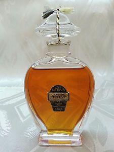 "Very Rare ""Candide Effluve"" Guerlain Flacon Baccarat Lyre Sealed | eBay"