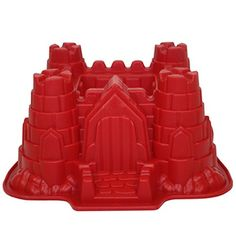 CostMad Silicone Castle Cake Shape Kids Baking Bakeware Bake Set Kitchen Cooking Reusable Tray Mould Muffins Cake Jelly Ice Cubes Gift -- Amazon most trusted e-retailer #SiliconeBakeware Baking Set, Baking With Kids, Silicone Bakeware, Silicone Molds, Chocolate Gifts, Chocolate Cake, Shaped Cake Pans, Deco, Cake Shapes