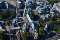 Abadía de Westminster, Londres.