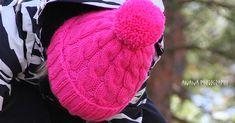 Drops Design, Knitted Hats, Crochet Hats, Bobble Hats, Handicraft, Cool Style, Winter Hats, Knitting, Beanies