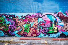 dallas graffiti | Spotted in Deep Ellum, Dallas.