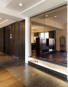 foyer design option