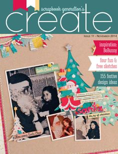 Scrapbook Generation - CREATE: November 2014 Downloads, $0.00 (http://www.scrapbookgeneration.com/create-november-2014-downloads/)