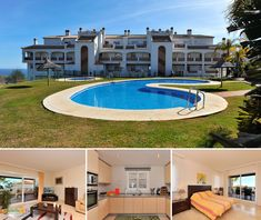 Luxurious and bright apartment located at the top of calahonda, within a very well maintained private urbanization a few minutes drive from the beach… Bright Apartment, 2 Bedroom Apartment, Luxury Property For Sale, Apartments For Sale, Very Well, Mansions, House Styles, Beach, Outdoor Decor