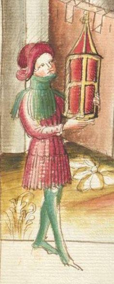 Bellifortis VerfasserKyeser, Conradus  ErschienenElsaß, [um 1460] Ms. germ. qu. 15  Folio 177r