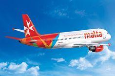 Air Malta unveils new livery - Business Traveller