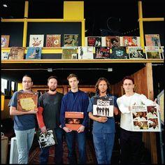 Eddie & Pearl Jam - love the vinyl!