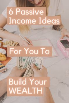 Build your wealth! There is always a way for you to earn more money and build your wealth. Working smarter is always better than working harder. Not to say that it will not require the grind but will make you money while you sleep. #passiveincome #passiveincomeideas #passiveincomestreams #makemoney #inspriration #buildyourwealth