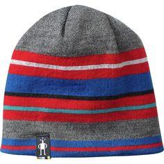 Smartwool - Bootie Hat - Kids  - Medium Gray Heather Hats Online a76799f545a7
