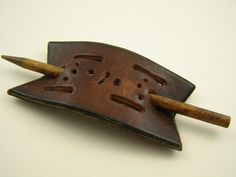 vintage leather stick barrette - wore these all the time in the My Childhood Memories, Sweet Memories, Retro Vintage, Vintage Items, Nostalgia, I Remember When, Leather Pieces, Ol Days, My Memory