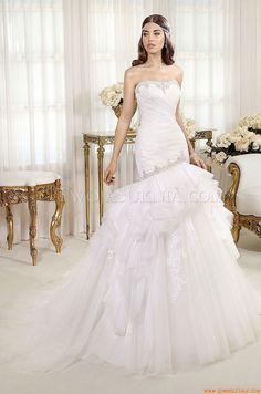 Robe de mariée Delsa P7427 Perle di Delsa 2014